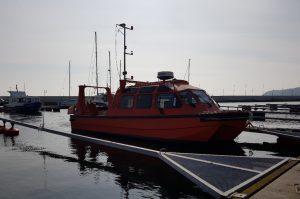Hydrographic boat O2