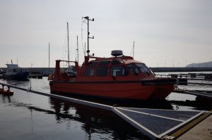 Łódź Hydrograficzna O2